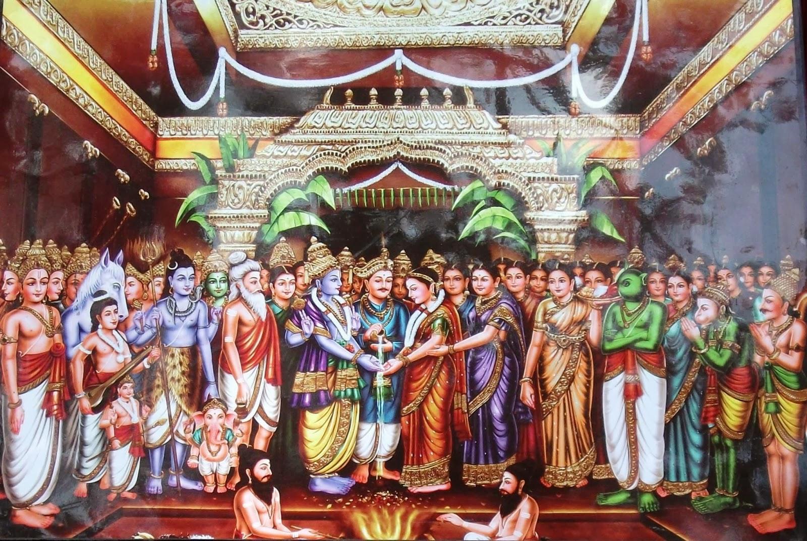 Sri Srinivasa Kalyanam Blog On Vishnu Temples