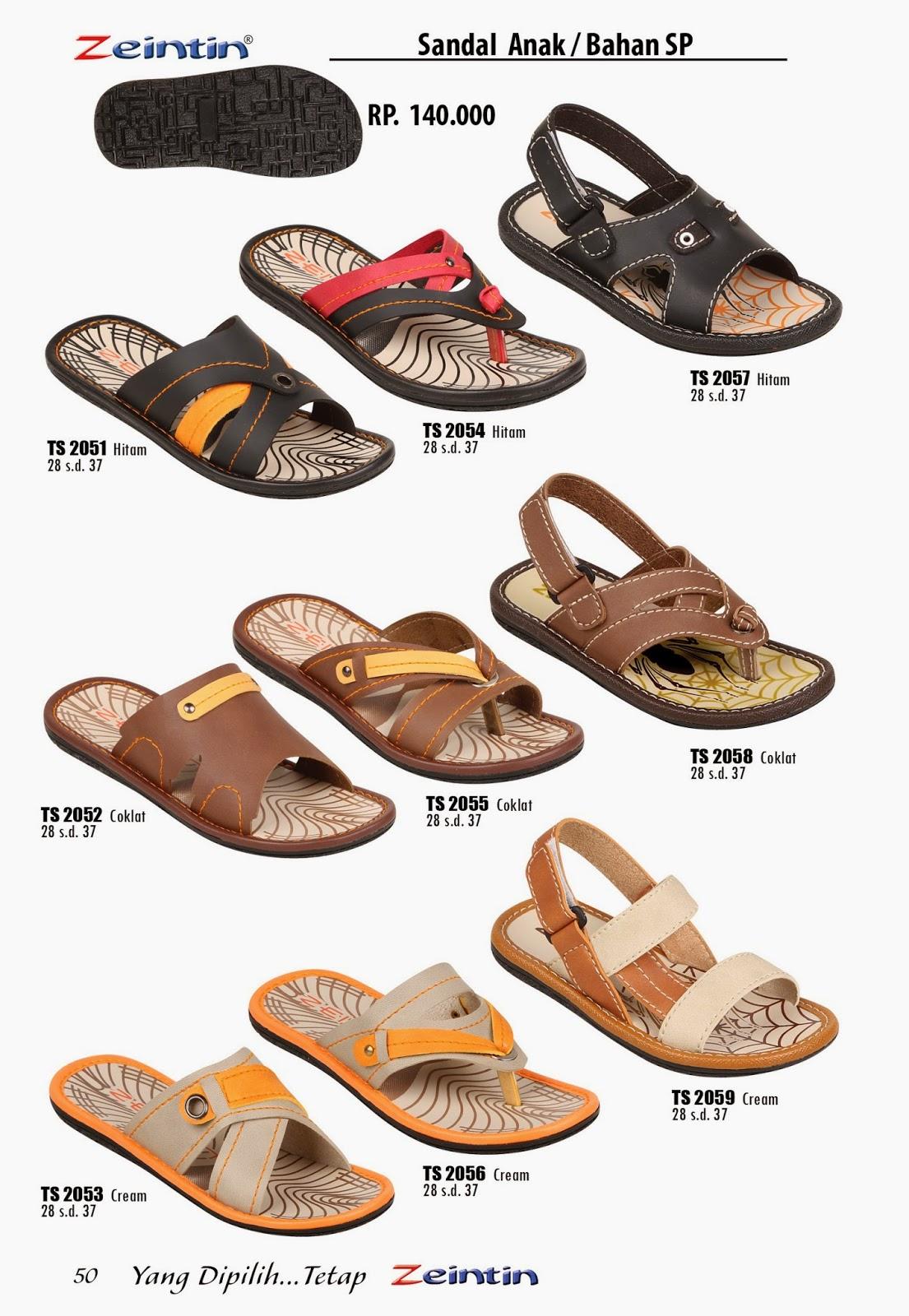 Sandal Anak Zeintin Katalog Edisi Brilian 11