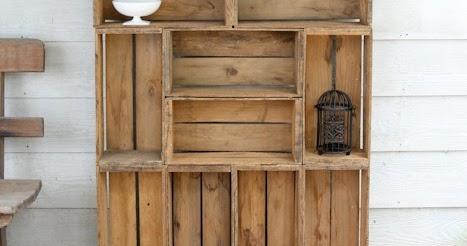 Construccion de libreria con palets for Como hacer un mueble con palets