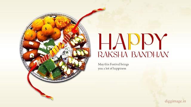 May this festival Brings you a lot a happiness Happy Raksha Bandhan
