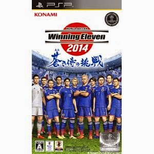[PSP] World Soccer Winning Eleven 2014: Aoki Samurai no Chousen [ワールドサッカー ウイニングイレブン 2014 蒼き侍の挑戦] (JPN) ISO Download