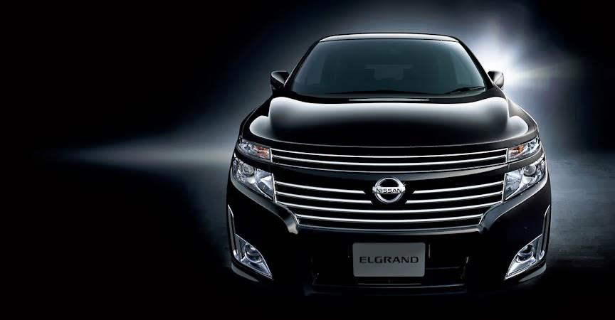 New Nissan Elgrand merupakan MPV Premium yang unggul karna menawarkan penampilan mewah dan elegan serta nyaman dikendarai.