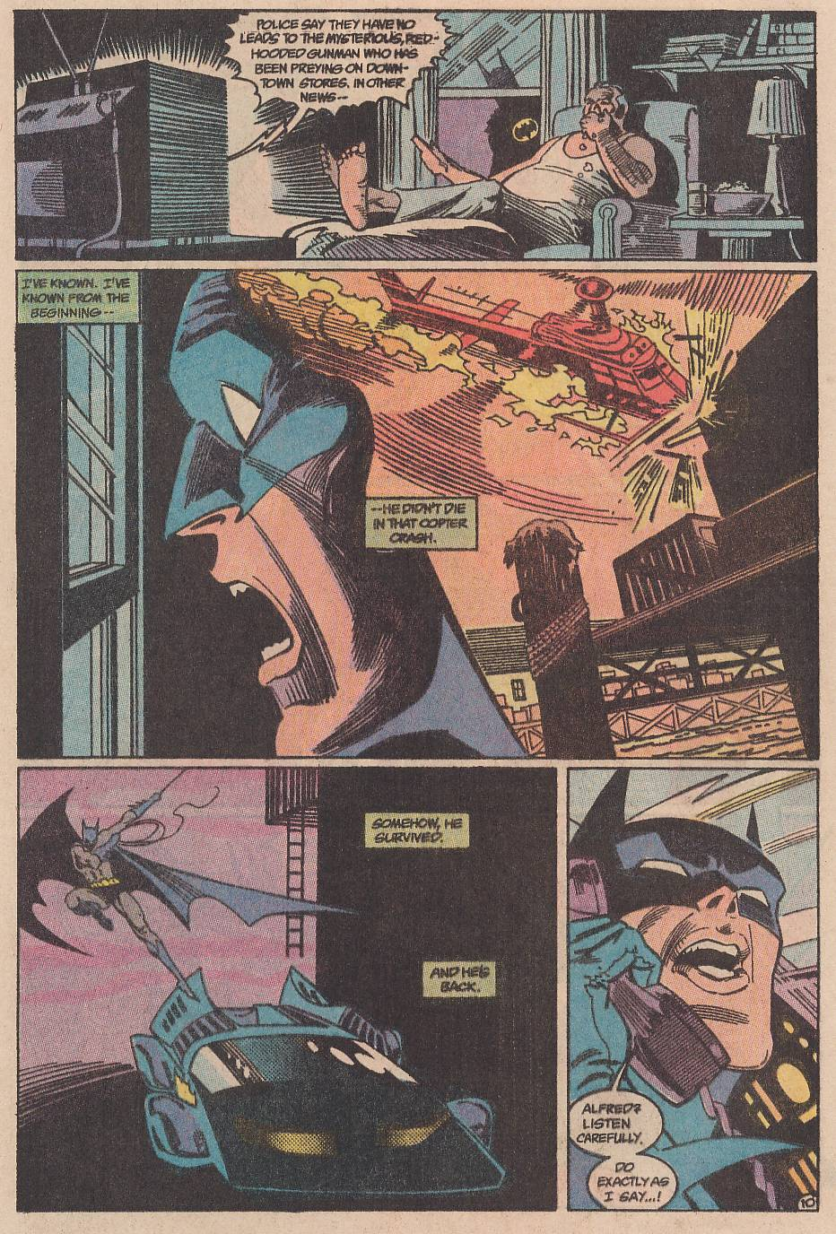 Detective Comics (1937) Issue #616 Page 11