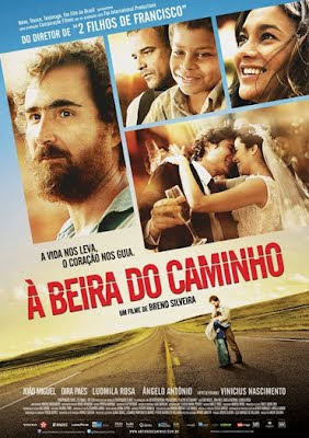 download À Beira do Caminho Dvdrip Rmvb poster capa dvd