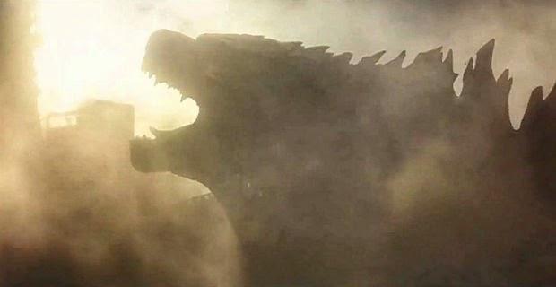 Godzilla 2014 roar