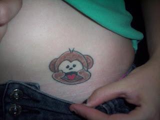 Cute Hip Tattoo Design Photo Gallery - Cute Hip Tattoo Ideas