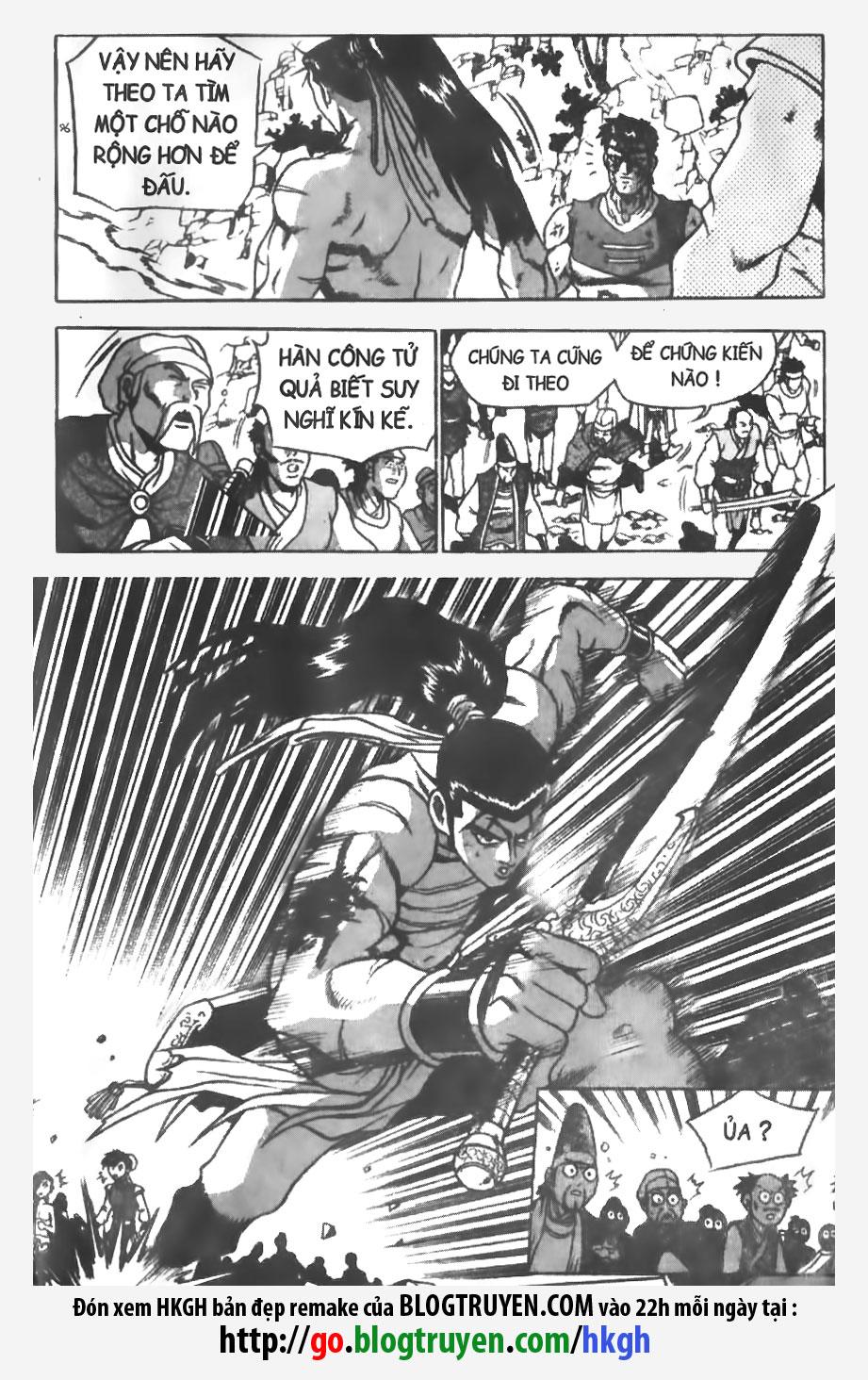 Hiệp Khách Giang Hồ chap 151 page 6 - IZTruyenTranh.com