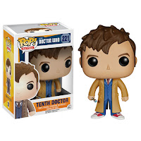 Funko Pop! Tenth Doctor