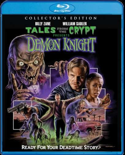 Tales From the Crypt Presents Demon Knight Blu-ray cover