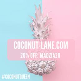 COCONUT LANE-Tu kupują tylko prawdziwe divy!