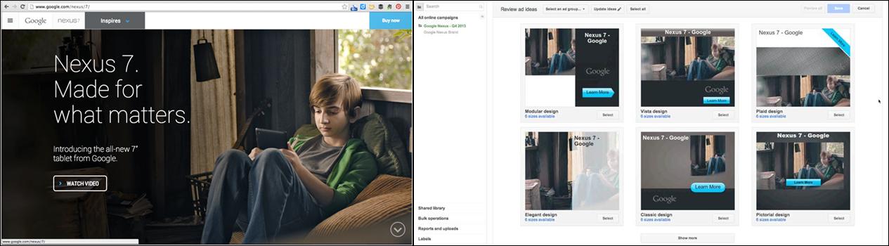 Google Ready Image Ads
