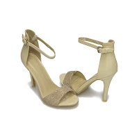 Sandale elegante Modlet, bej, din colectia Ferrara