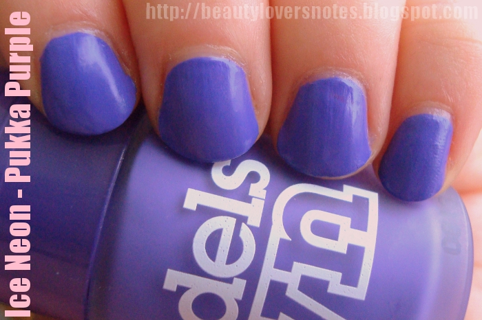 Models Own Pukka Purple Models Own Pukka Purple Ice