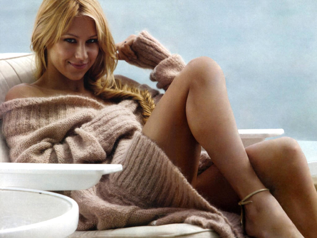 Anna Kournikova Hot Pics And Wallpapers