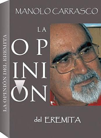 MIS LIBROS DE ENSAYO. LA OPINIÓN DEL EREMITA
