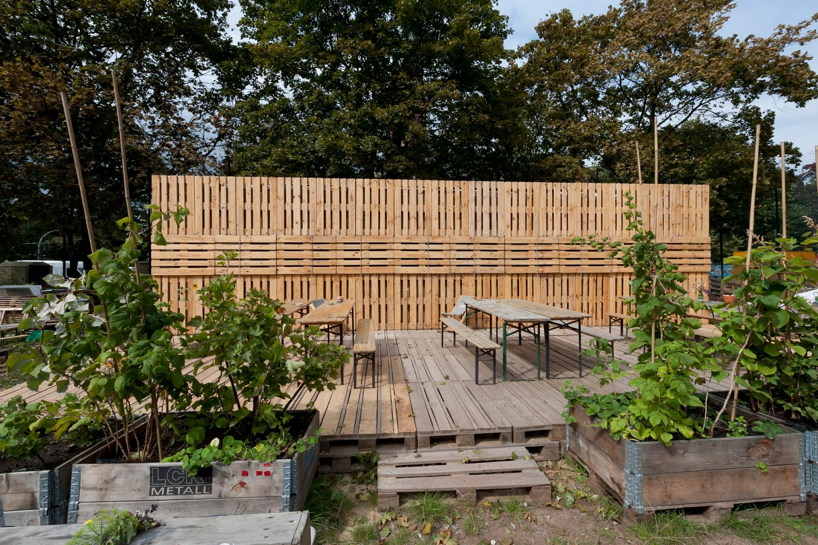 English Kitchen Garden Raumstararchitekten A F A S I A