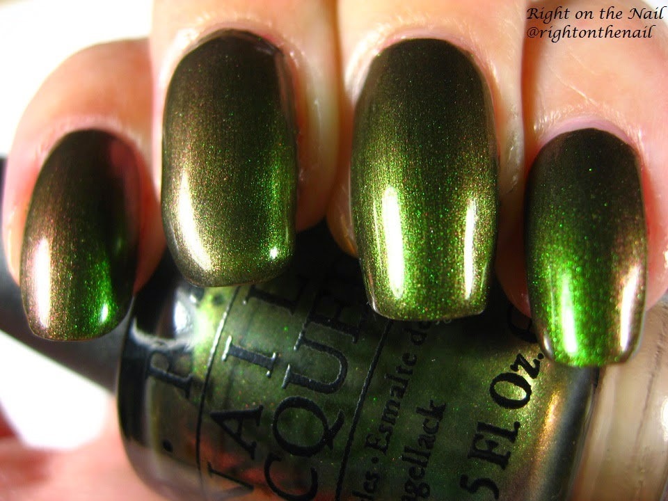Right on the Nail: Right ont the Nail ~ OPI 2014 Coca-Cola ...