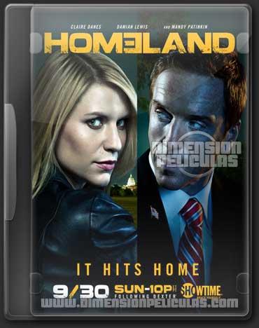 Homeland (HDTV Temporada 2 Inglés Subtitulada)