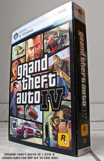 Grand Theft Auto IV / GTA 4 (2008/cracked/multi2/Rip by Ultra ISO)