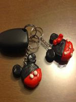 http://mipequenomundorosa.blogspot.mx/2013/04/llaveros-mickey-y-minnie-mouse.html