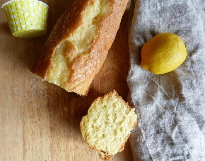 Chocoladdict - recette - cake au citron