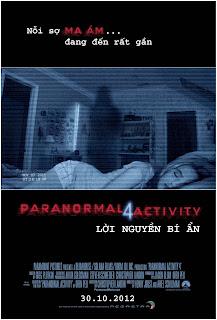Phim Hiện Tượng Siêu Nhiên 4: Lời Nguyền Bí Ẩn - Paranormal Activity 4 2012 [Vietsub] HD Online