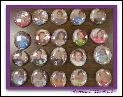 photo of: Photo Magnets: Mothers Day + More at RainbowsWithinReach