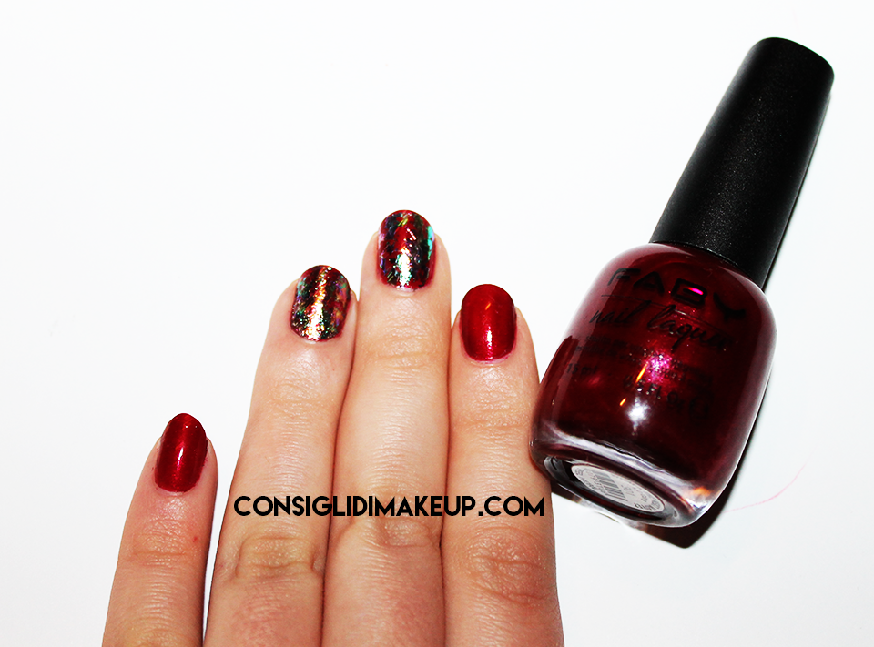 NOTD:What's My Next Move? Faby & Foils