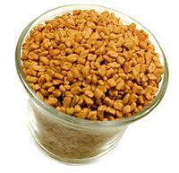 fenugreek seeds for pimples