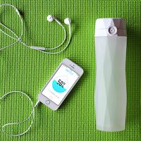 HidrateMe - garrafa inteligente que avisa quando necessitamos de agua