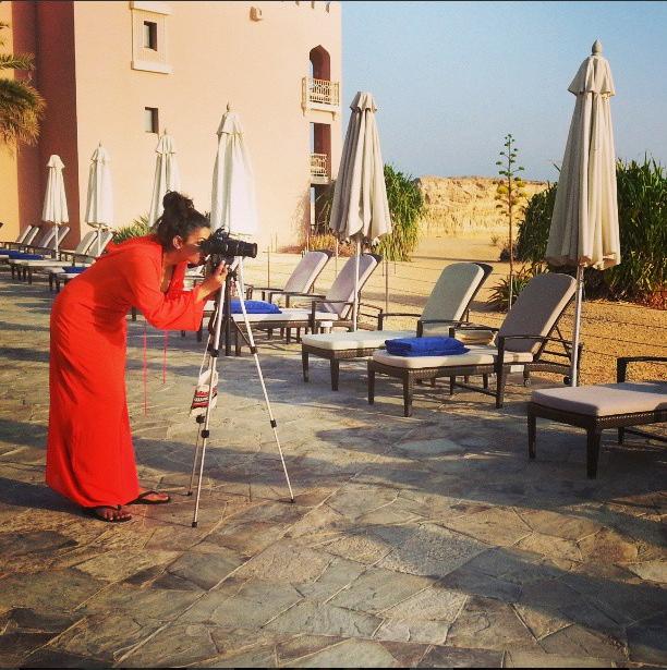 Dusk Devi at the Shangri-La Al Husn, Muscat, Oman | Dusk Devi Vision