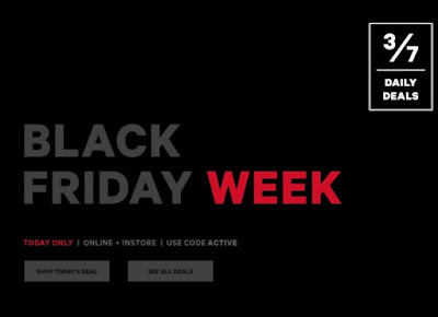 Joe Fresh Black Friday Week Daily Deals