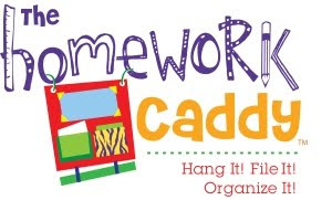 The Homework Caddy, Organization for Children