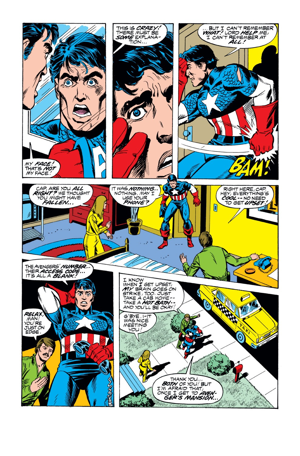 Captain America (1968) Issue #224 #138 - English 4
