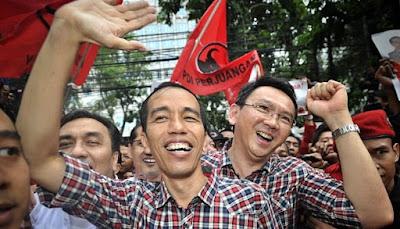 Baju Kotak Jokowi