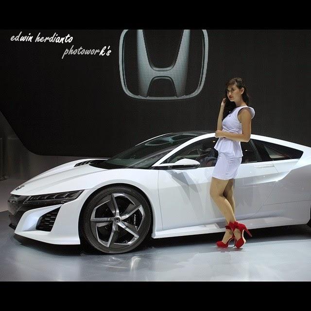 SPG Honda Concept Cars IIMS 2014