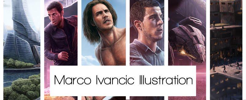 Marco Ivancic Illustration