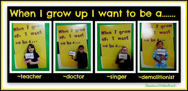 """When I Grow UP I Want to Be............."" via RainbowsWithinReach"