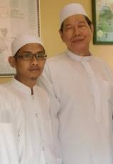 Bersama Mu'allim KH.Maulana Kamal Yusuf