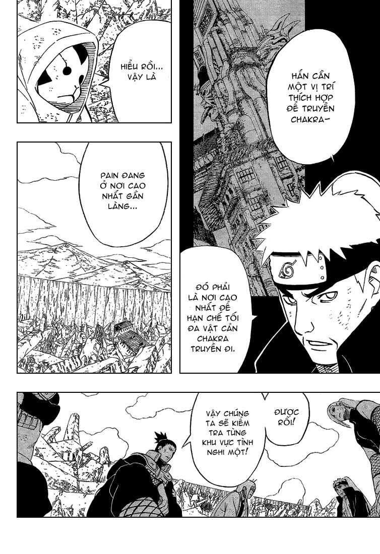 Naruto chap 436 Trang 5 - Mangak.info