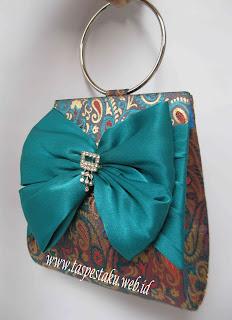 Tas Pesta Clutch Bag Sepatu Pesta