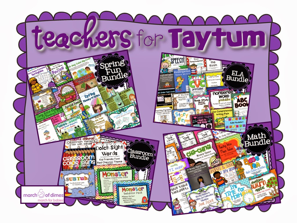 http://www.teacherspayteachers.com/Store/Stephany-Dillon/Category/Teachers-For-Taytum