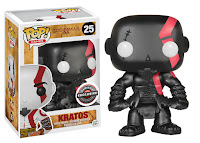 Funko Pop! The God of War Fear Kratos