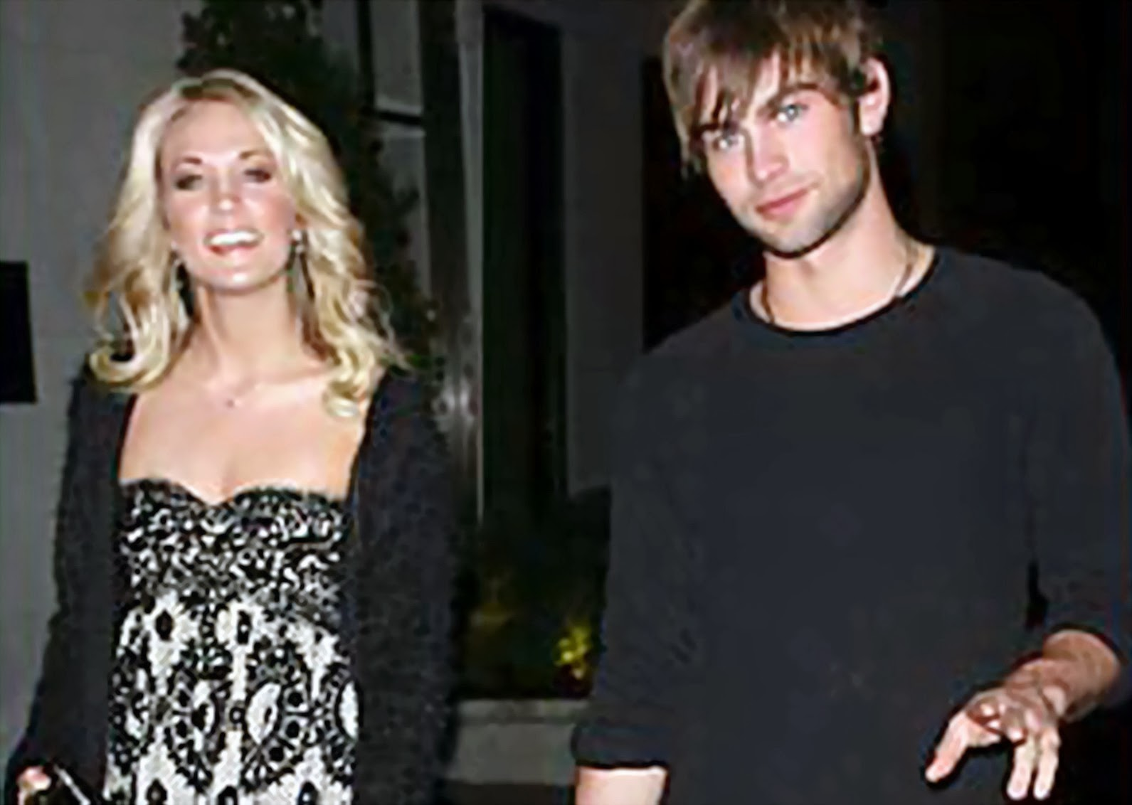 Carrie Underwood dan Chace Crawford