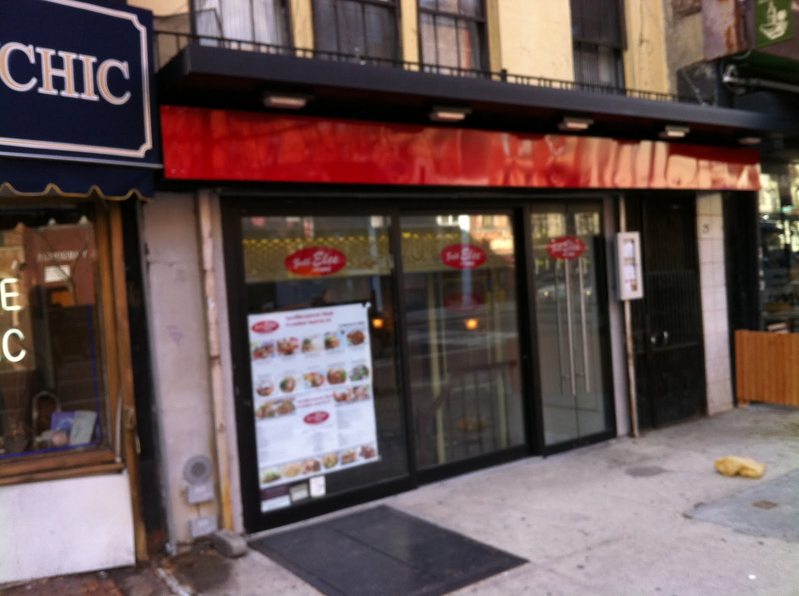 the second outpost of their Northeastern Thai restaurant... (the other is in Jackson Heights). Hmm. And I rather liked Le Da Nang the few times that I ... & EV Grieve: On Second Avenue La Da Nang is suddenly Zabb Elee