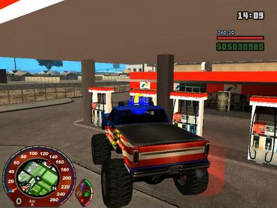 DytoBagas Software Crack: GTA San Andreas Full Mod-Pack