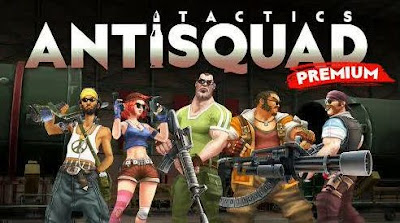 Download AntiSquad Tactics Premium v2.00 Mod Apk + Data
