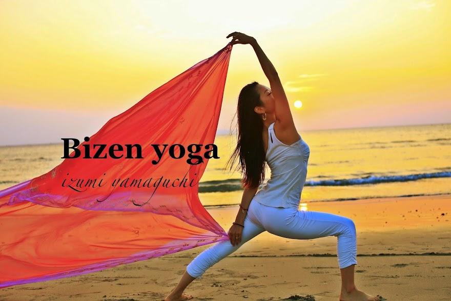 Bizen yogaの画像
