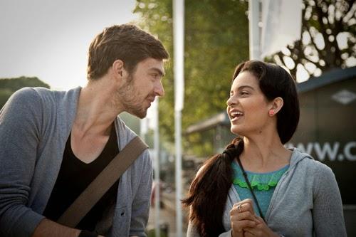 Queen Hindi Movie New Stills