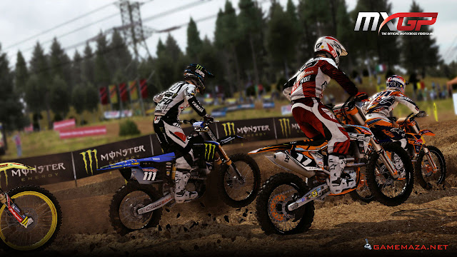 MXGP Gameplay Screenshot 3